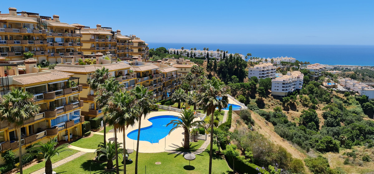 Completely new renovated apartment in a very popular community in Calahonda, Mijas Costa. Offering o, Spain