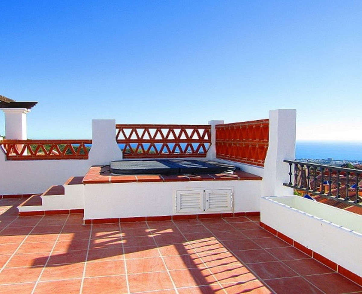 Penthouse for sale in Calahonda