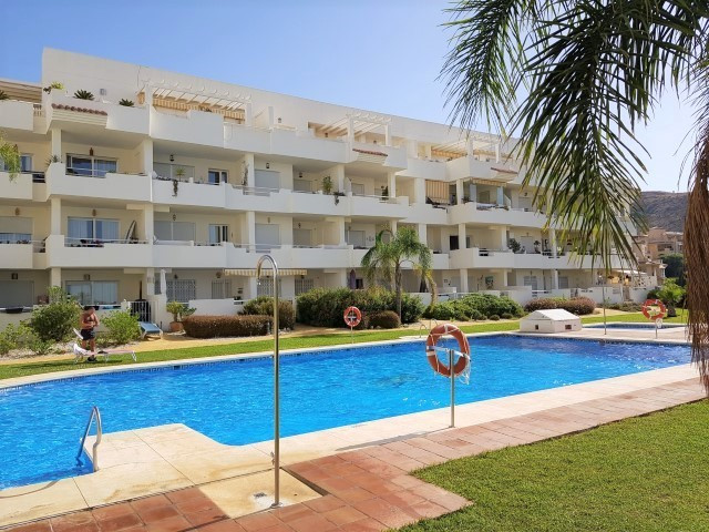A modern apartment in the hills of Calahonda, Mijas Costa. It has a private terrace facing south and,Spain