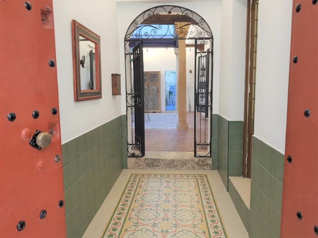 Detached Villa for rent in Málaga Centro