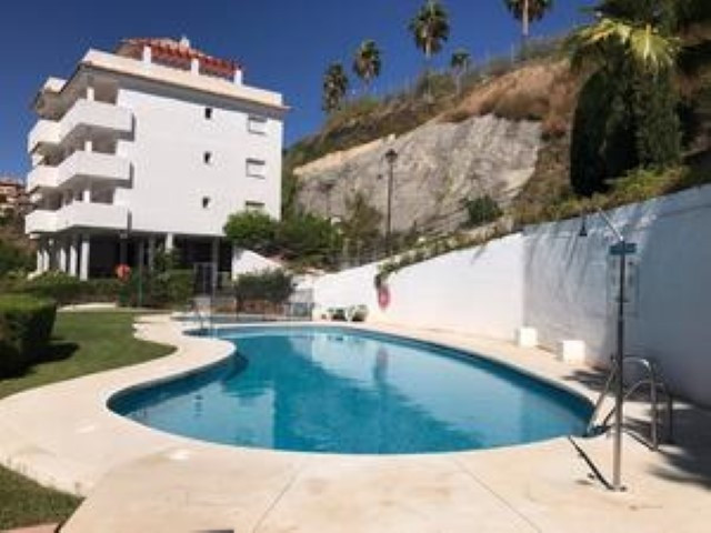 Opportunity to buy this elevated ground floor apartment with a large terrace facing south west and v,Spain