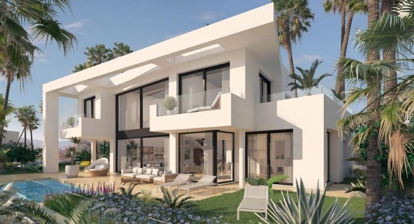 Villa 5 Dormitorios en Venta La Cala de Mijas