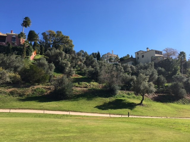 Fantastic building plot first line golf, size 862m2 with 25% building allowance. Southwest facing wi,Spain