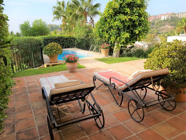 Opportunity to purchase a corner townhouse in one of the most exclusive areas close to Marbella. La , Spain