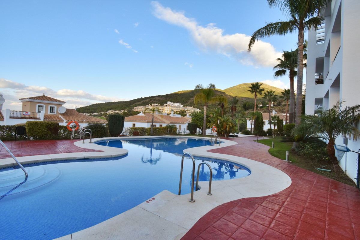 EXCELLENT & IMMACULATE APARTMENT with FABULOUS VIEWS to ALHAURIN GOLF!! Entrance hall. Cozy livi,Spain
