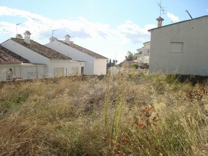 Plot Residential in Benalmadena Pueblo, Costa del Sol