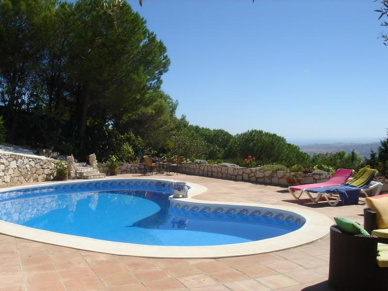 Villa – Chalet a la venta en Mijas – R2910365
