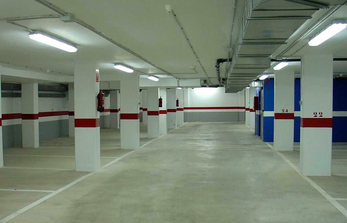 Parkmöglichkeit zu verkaufen Costabella