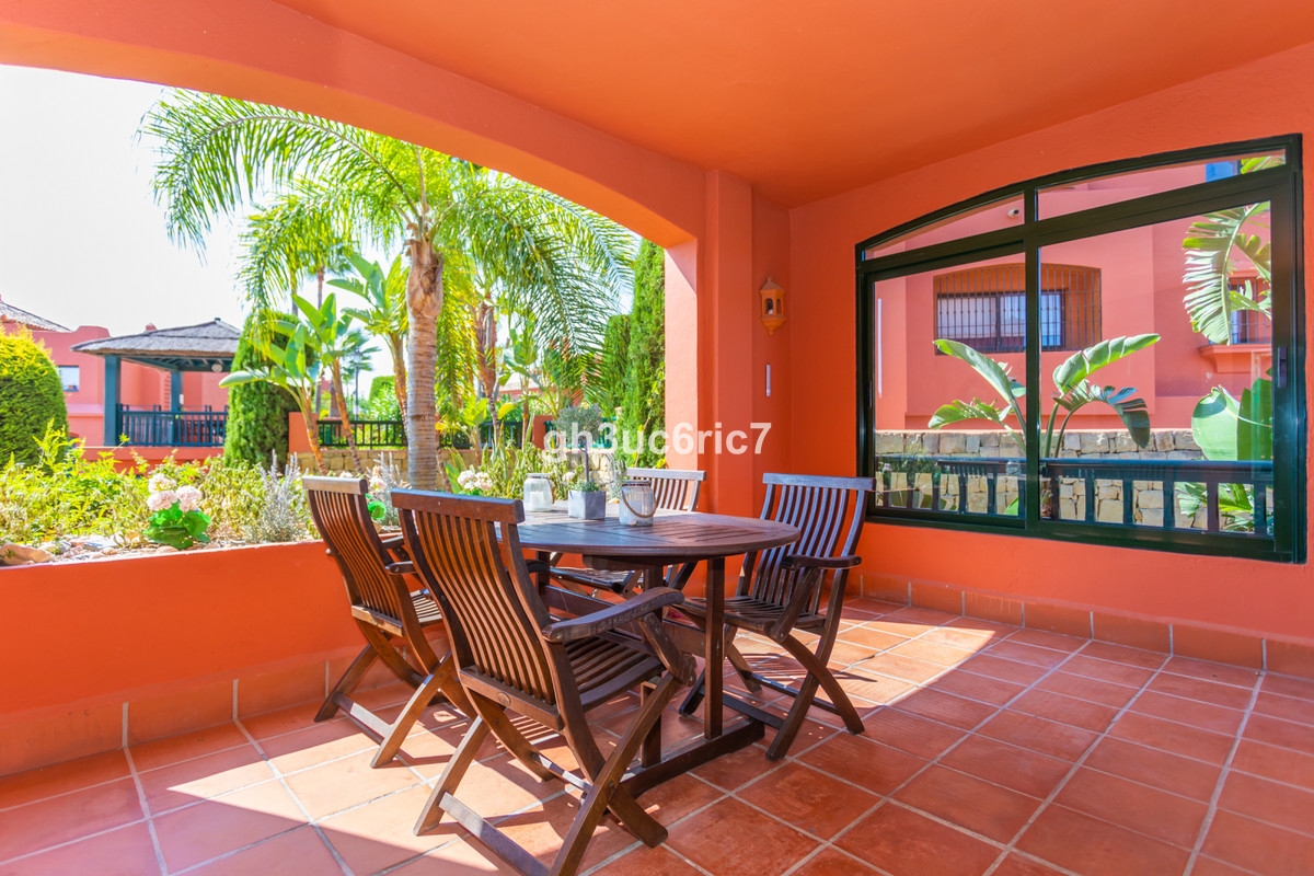 Appartement Rez-de-chaussée à Calahonda, Costa del Sol