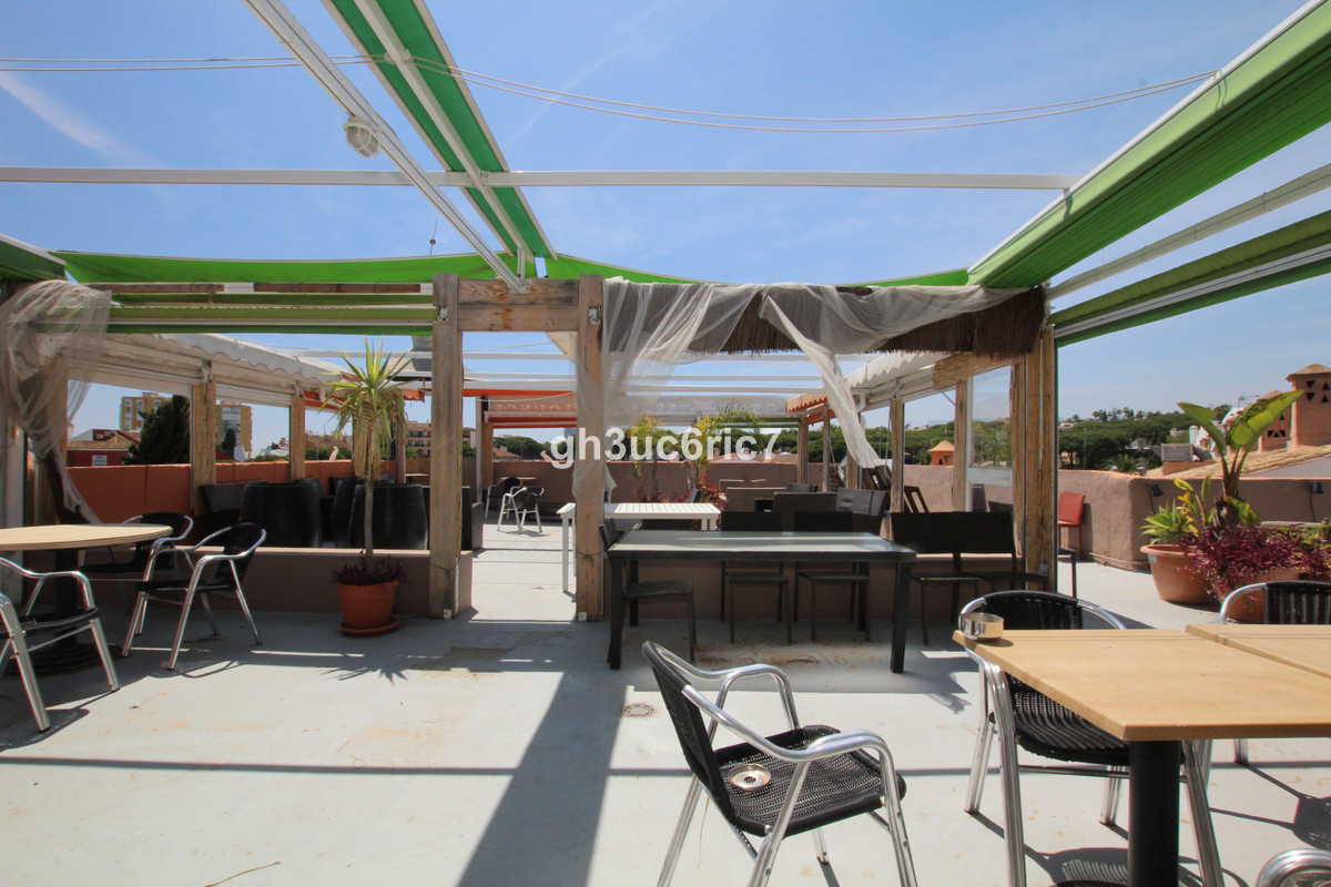 Bargain! Free hold restaurant for sale in a busy commercial area of Calahonda! Comprises of a recept,Spain