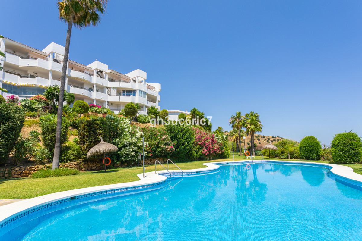 Fantastic, bright and spacious 2 bedroom - 2 bathroom apartment with panoramic sea view! This conver, Spain