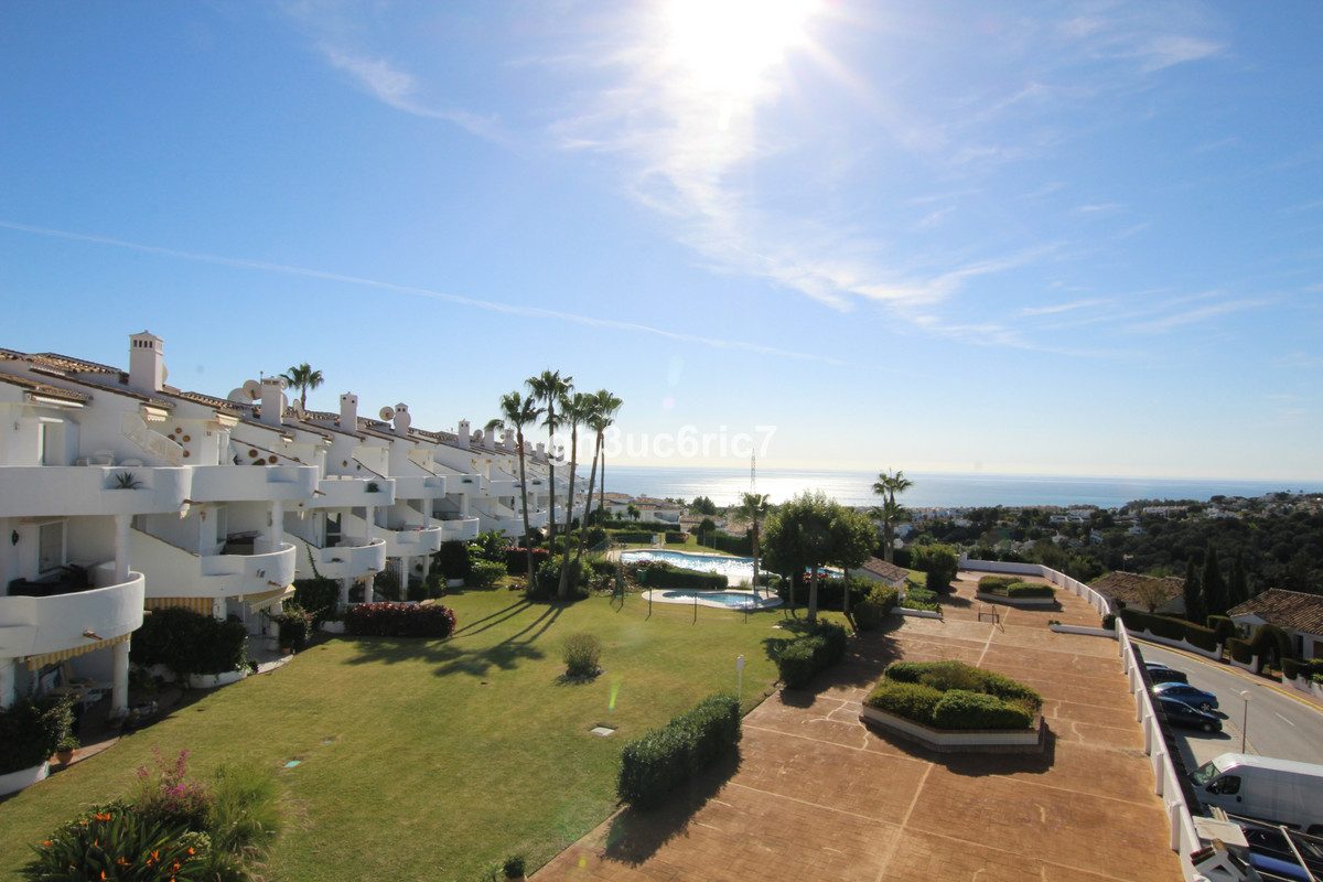 VALUE FOR MONEY! PANORAMIC SEA VIEWS!! This corner penthouse is located in one of the most sought af, Spain