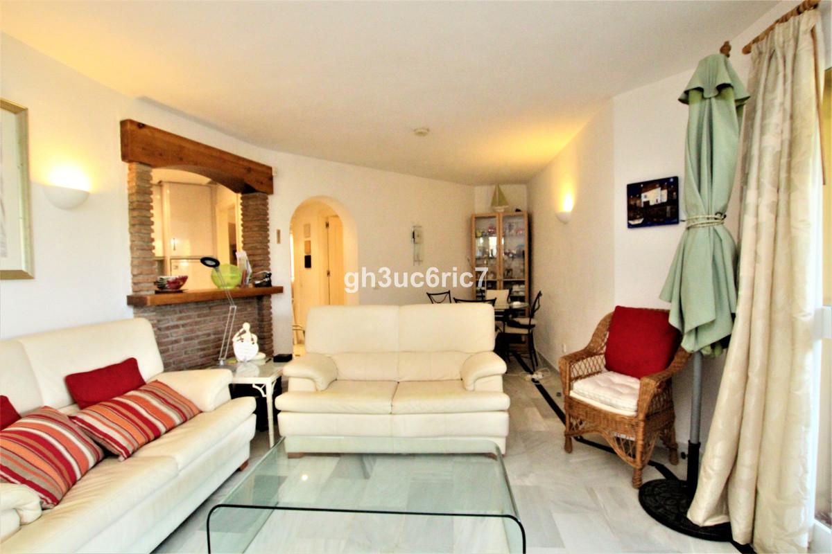 2 Dormitorio Planta Baja Apartamento En Venta Calahonda