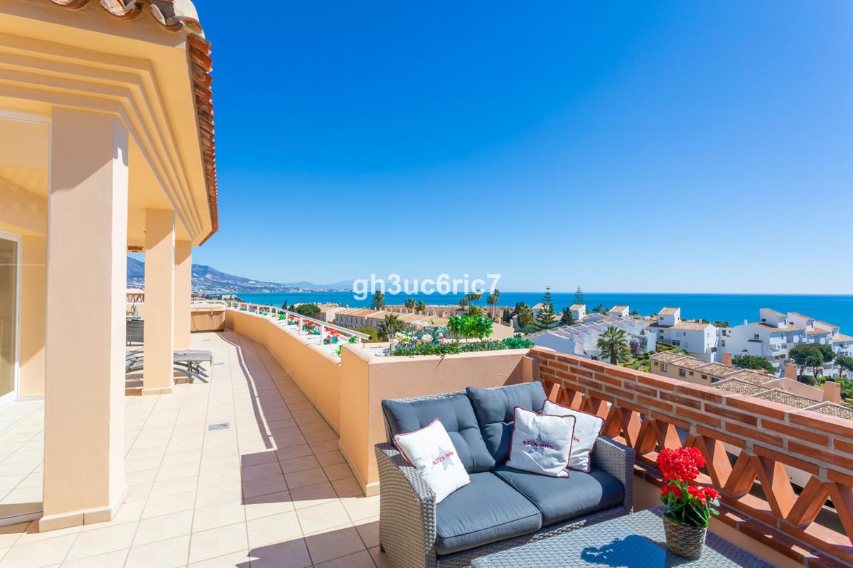 Penthouse na sprzedaż w Mijas Costa R3826393