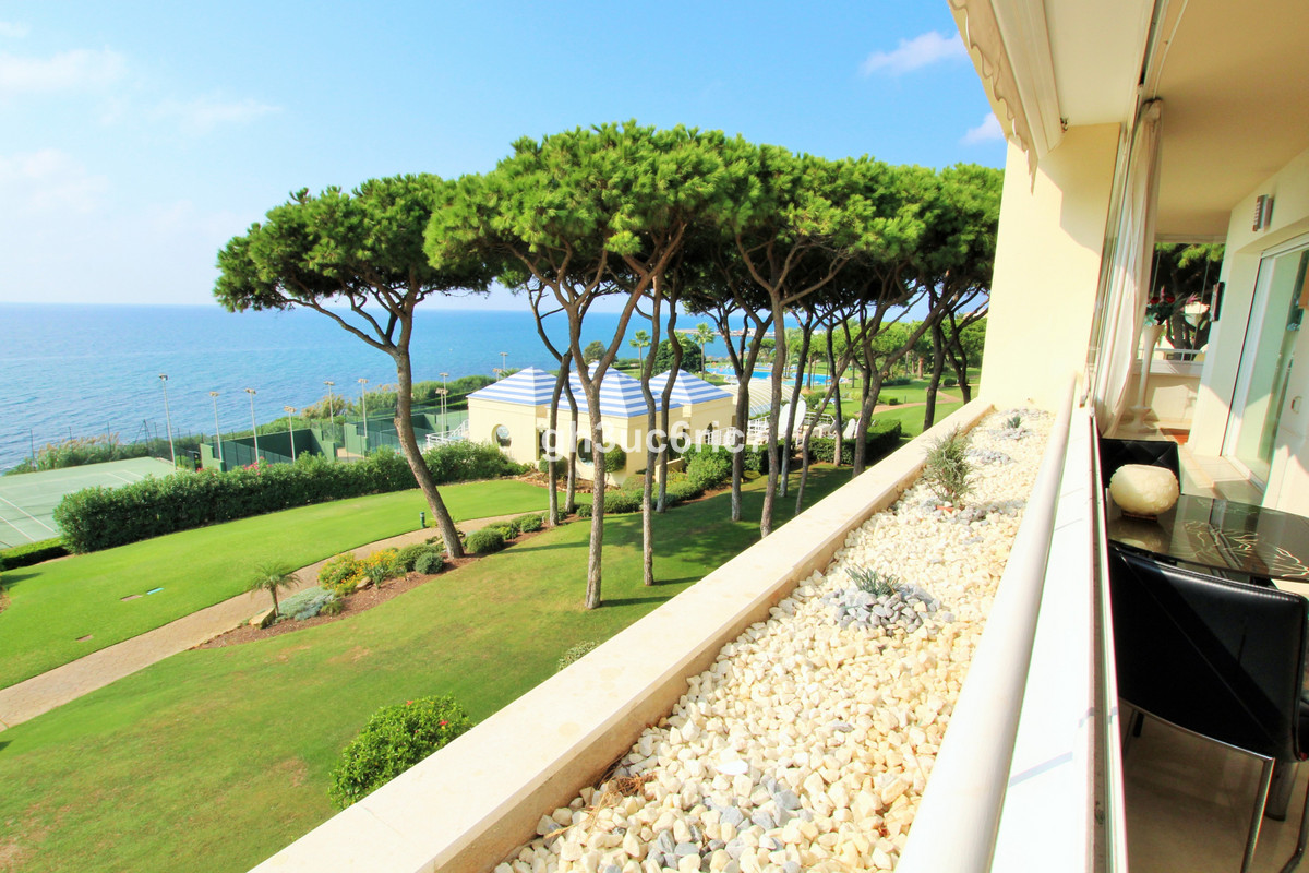 A magnificent front line beach corner apartment located in the most sought after complex in the area,Spain