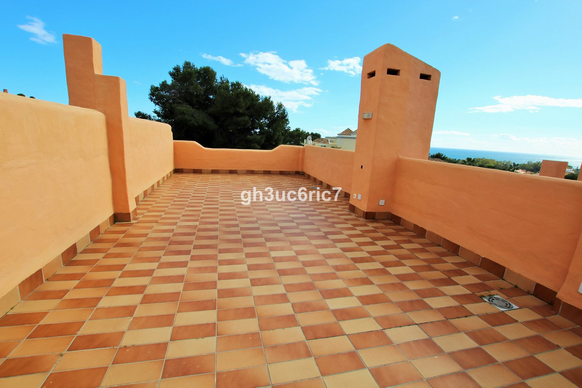 First line of Cabopino golf, a recently constructed nice and spacious town house. Comprising of 4 be, Spain