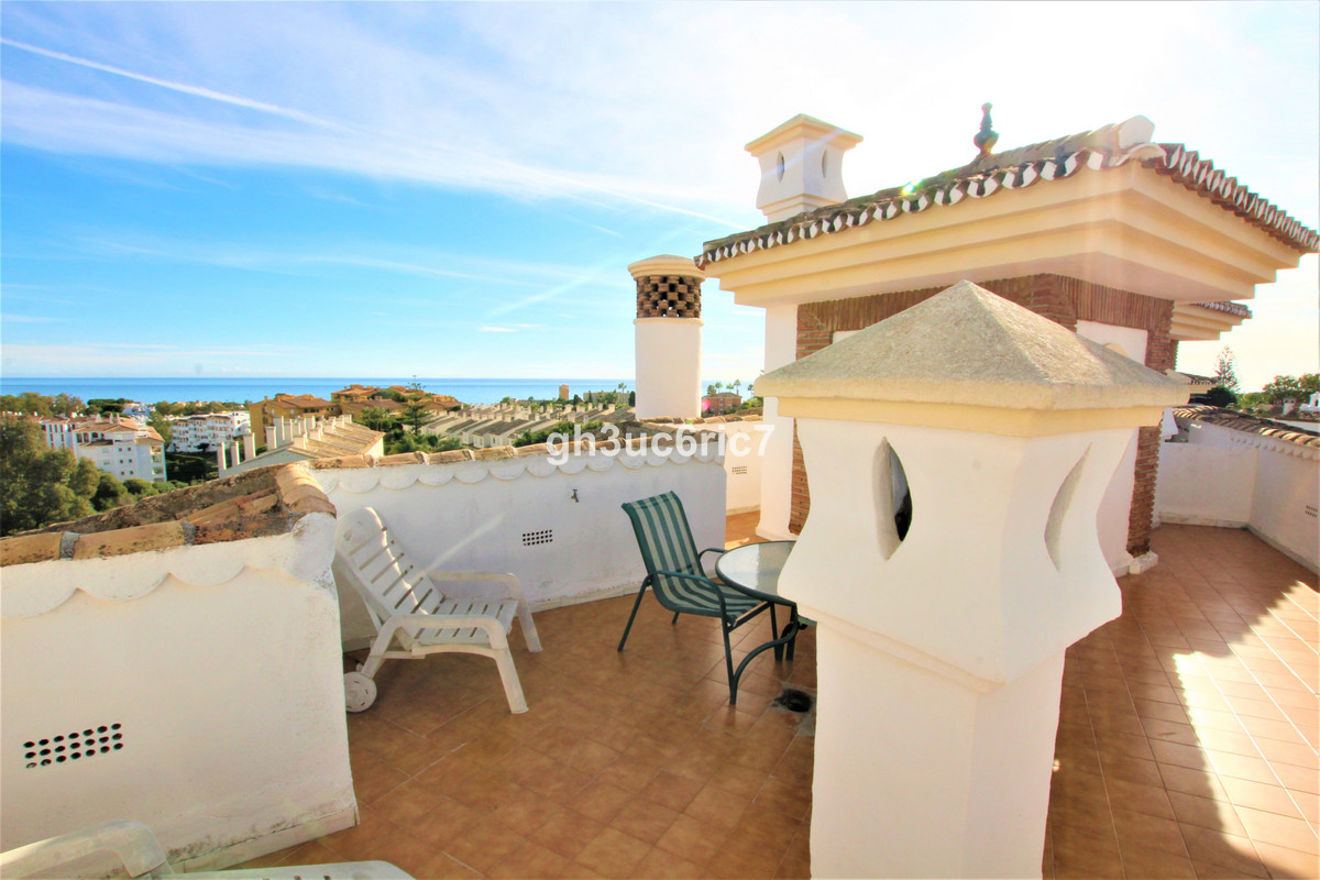 Perfect location! Fantastic penthouse with two bedrooms and two bathrooms facing south with panorami, Spain