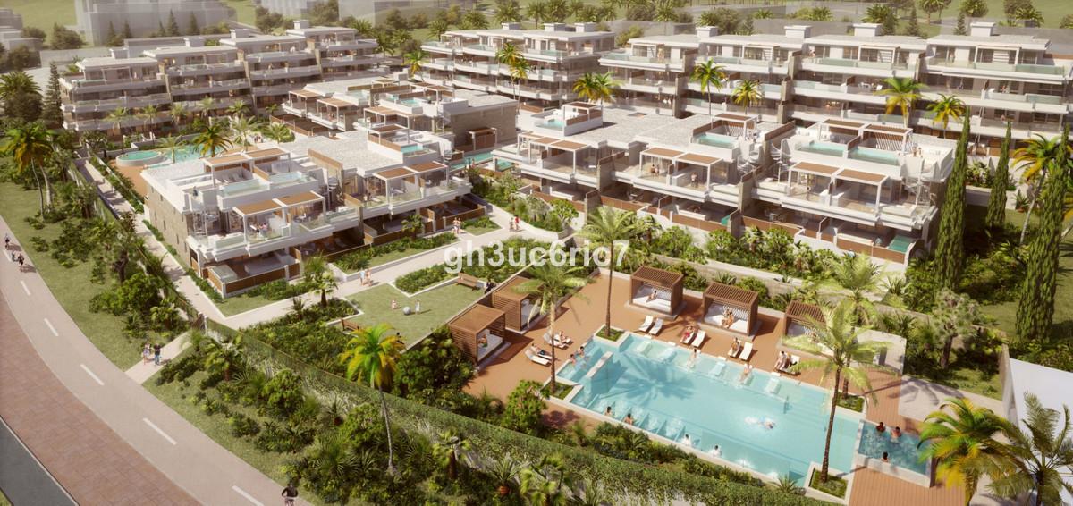 2 Bedroom Ground Floor Apartment For Sale La Cala de Mijas, Costa del Sol - HP3418570