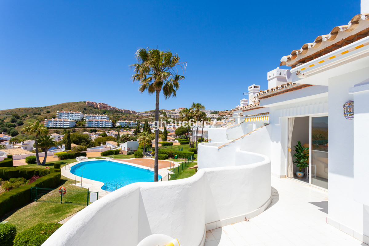 PANORAMIC SEA VIEWS!! This penthouse is located in one of the most sought after and well established, Spain