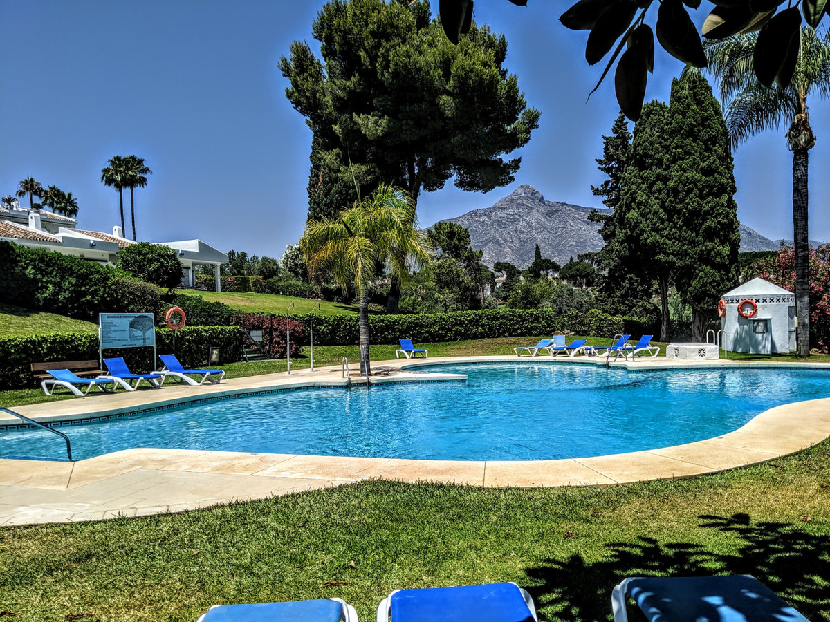 Ground Floor Apartment · Marbella