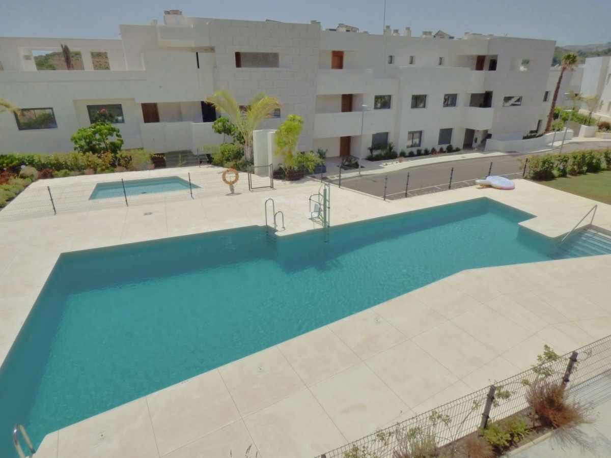 This is a brand new 3 bed / 2 bath apartment in Casares Golf resort, lovely large living room with a, Spain