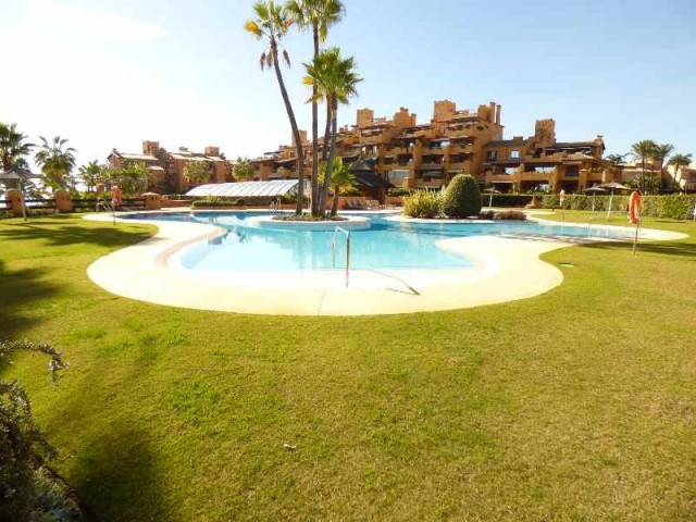 This luxury apartment is located in Los Granados Del Mar, it is a first floor 3 bed / 2 bath, under ,Spain