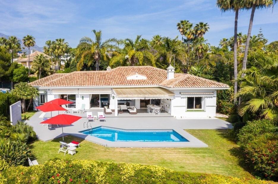 Marbella Banus Villa – Chalet en Venta en Nueva Andalucía – R3552349