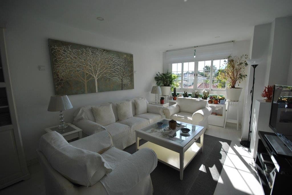 Completely refurbished penthouse in the centre of Marbella, facing east and west with spectacular La,Spain
