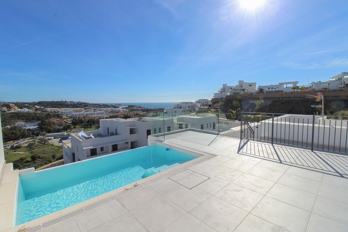 Apartment Penthouse La Cala de Mijas Málaga Costa del Sol R3795718