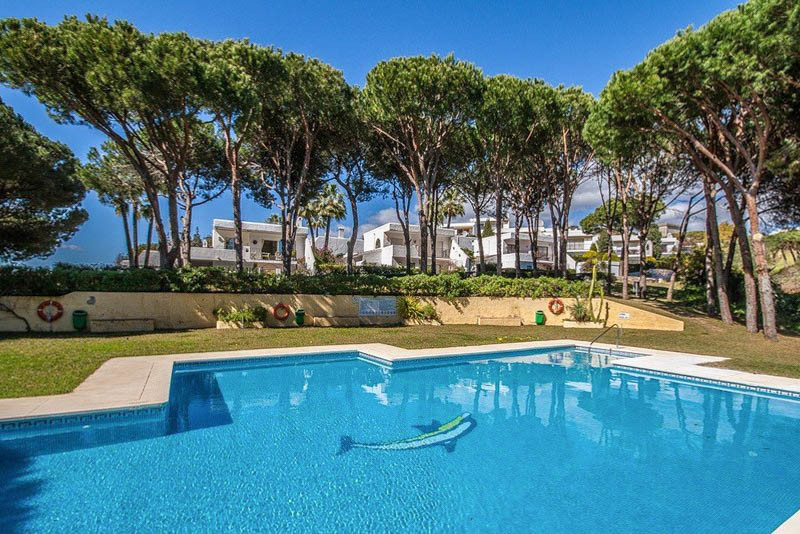 Located a short distance from the Cabopino marina is this recently refurbished semi detached corner ,Spain