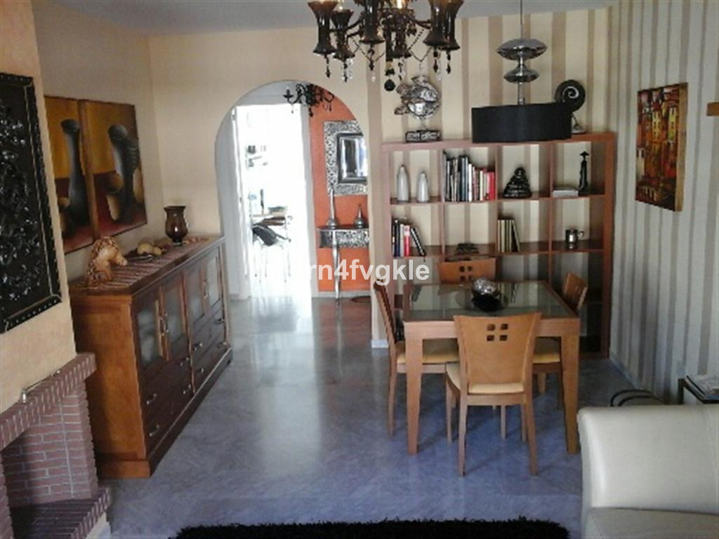 2 bedroom apartment with pool in complex. very nice corner apartment of 2 bedrooms, 1 bathroom, kitc, Spain