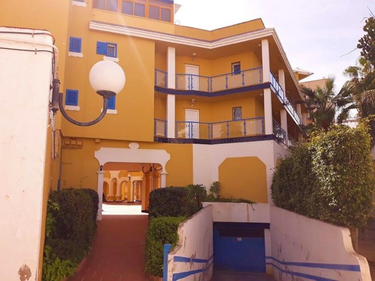 Estudio Planta Media en Playamar, Costa del Sol