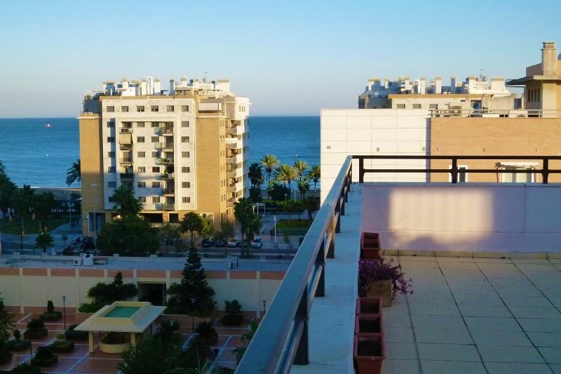 Ático en venta en Málaga – R3301810