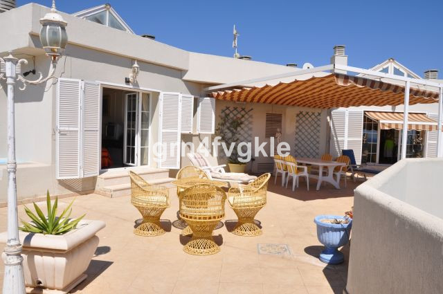 Penthouse, Benalmadena Costa, Costa del Sol. 3 Bedrooms, 2 Bathrooms, Built 200 m², Terrace 690 m². , Spain