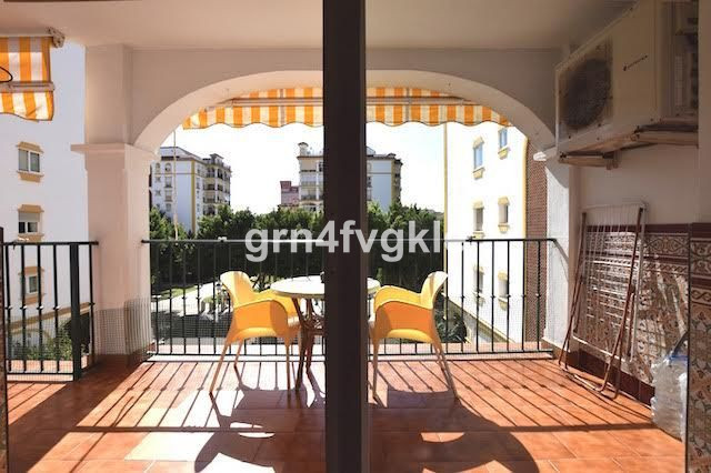 The apartment is located in Los Boliches Fuengirola and only 500 meters from the beach and close to , Spain