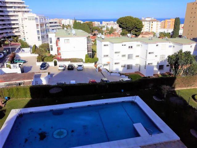 Middle Floor Apartment, Benalmadena Costa, Costa del Sol. 2 Bedrooms, 1 Bathroom, Built 0 m², Terrac,Spain