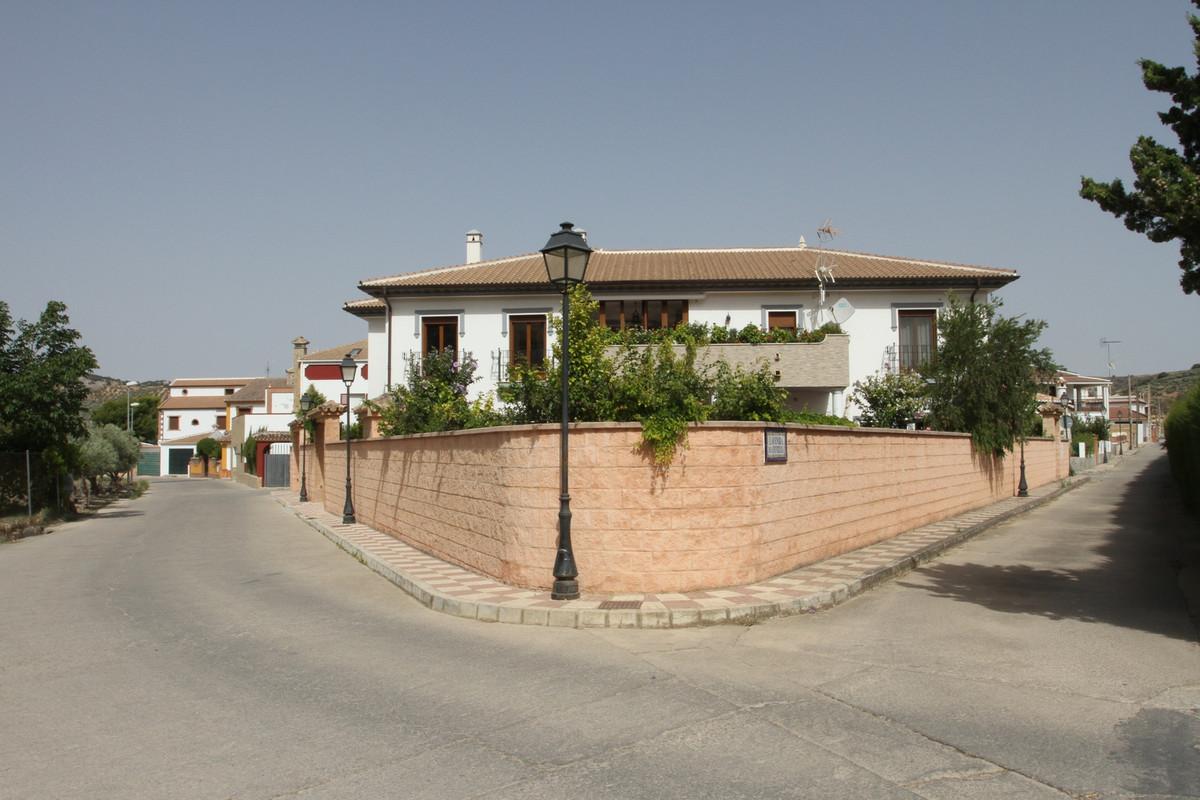 Fritliggende Villa i Cuevas del Becerro R3171142