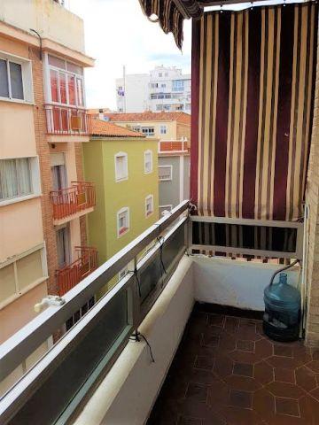 Top Floor Apartment, Malaga Centro, Costa del Sol. 4 Bedrooms, 2 Bathrooms, Built 119 m². NO LIFT ga,Spain