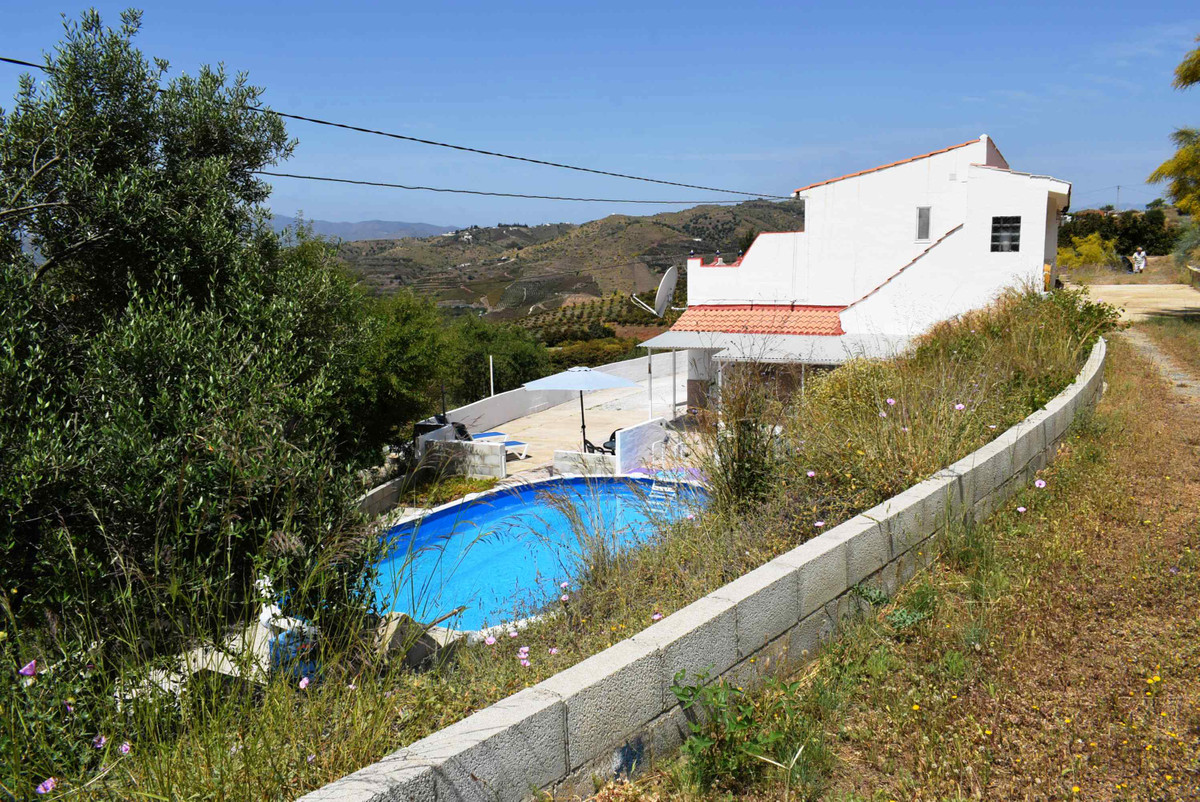 This house is situated north from Velez Malaga, in the countryside area known as El Trapiche, a very, Spain