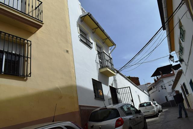 This fully renovated 3 bedroom townhouse is situated in the heart of Velez Malaga town. It is only a,Spain