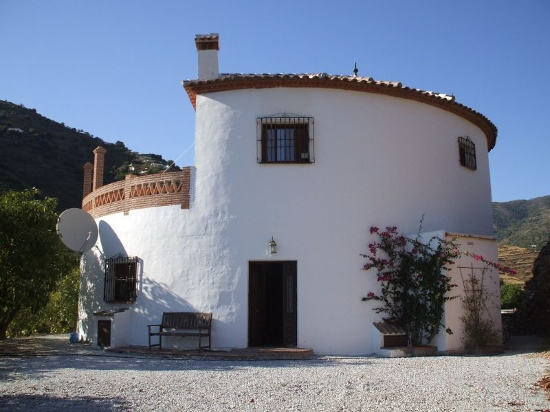 This property is located 15 minutes from Competa and 15 minutes from the beach, with good access, 0., Spain