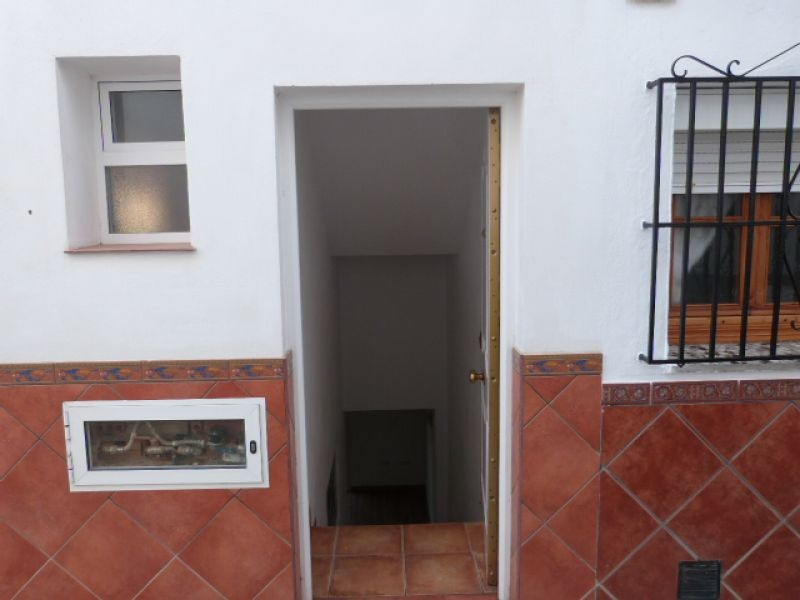 Totally reformed house in the lovely village of Algarrobo. The property is accessed via stairs from ,Spain