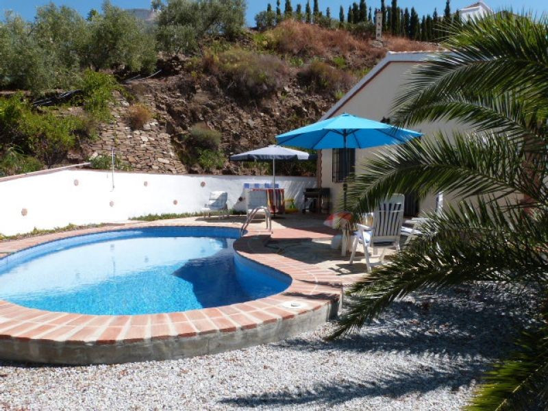 This lovely property offers fantastic accommodation in a peaceful and beautiful location, only 4km f, Spain