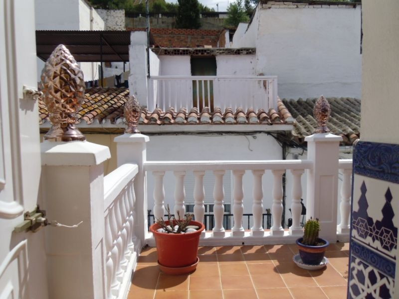 This lovely traditional house, situated in the historic town of Velez-Malaga, comprises living room,, Spain