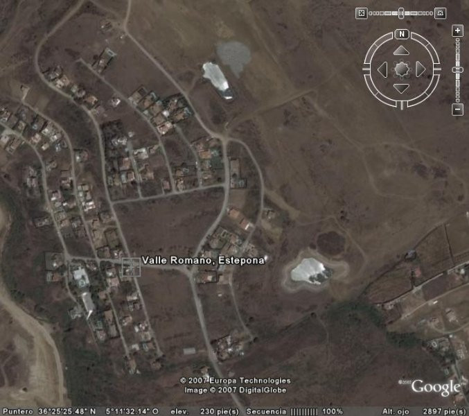 Plot for sale in Valle Romano