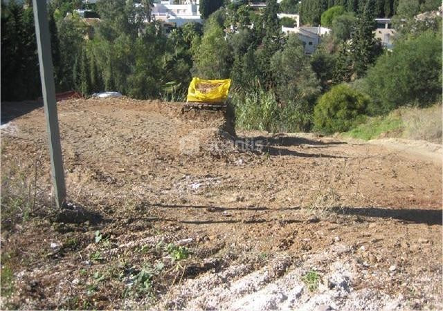 Plot for sale in Campo Mijas