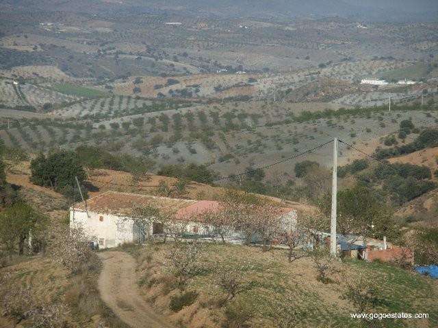 Villa for sale in Velez Rubio
