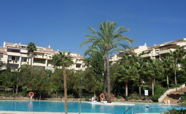 Apartment for sale in Bahia de Marbella