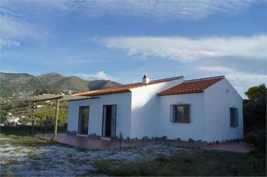 Villa for sale in Competa
