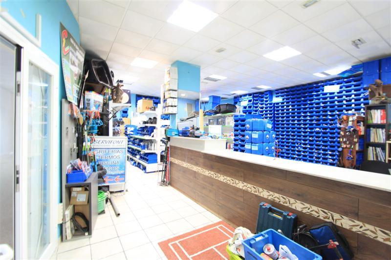 Shops for sale in San Luis de Sabinillas